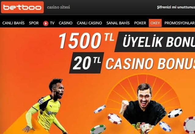 betboo casino sitesi
